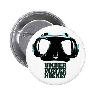 Underwater Hockey Button