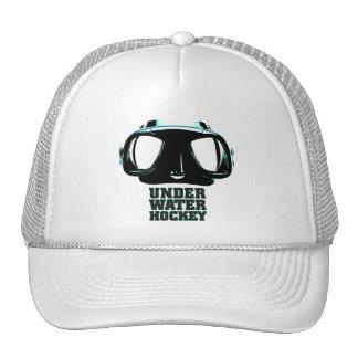 Underwater Hockey Cap Trucker Hat