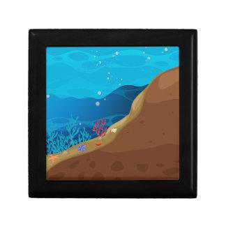 Underwater Jewelry Box