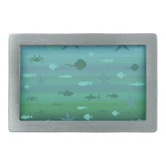 Underwater Life Belt Buckle