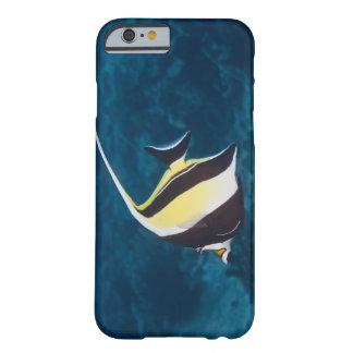 Underwater life;FISH: A Moorish Idol (Zanclus Barely There iPhone 6 Case