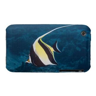 Underwater life;FISH: A Moorish Idol (Zanclus iPhone 3 Cases