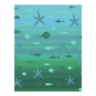 Underwater Life Flyer
