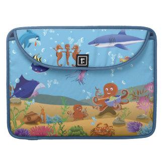 Underwater Life MacBook Slevee MacBook Pro Sleeve