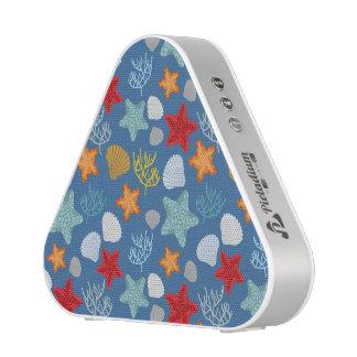 Underwater Life Pattern Bluetooth Speaker