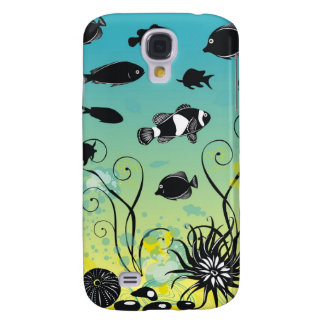 Underwater Life Samsung Galaxy S4 Cover