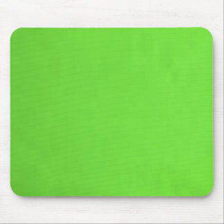 underwater lime green mouse pad