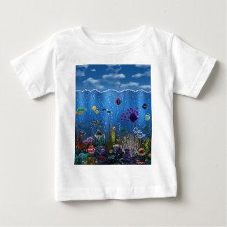 Underwater Love - Baby T-Shirt