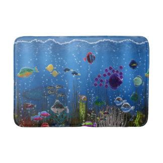 Underwater Love Bathmat
