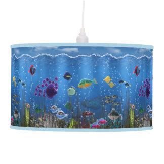 Underwater Love - Ceiling Lamp