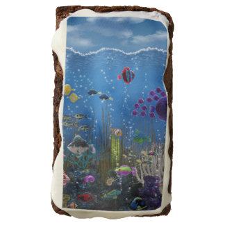 Underwater Love Chocolate Brownie