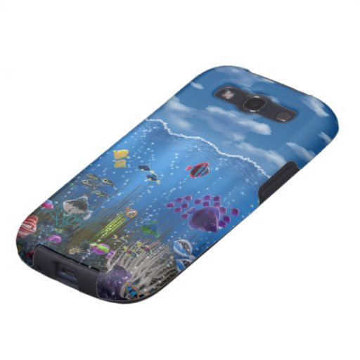 Underwater Love - Galaxy SIII Cover