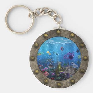 Underwater Love - Keychain