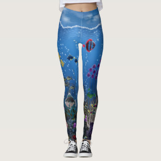 Underwater Love Leggings