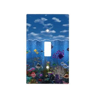 Underwater Love - Light Switch Cover