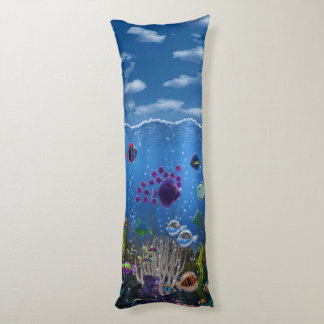 Underwater Love Body Pillow