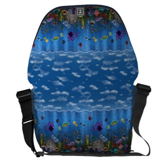 Underwater Love - Messenger Bag