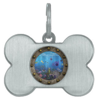 Underwater Love - Pet Name Tag