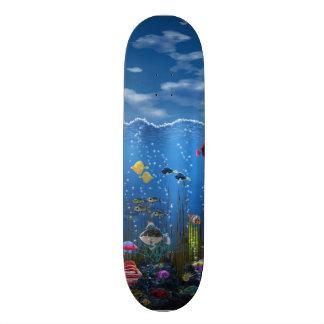 Underwater Love - Skateboard