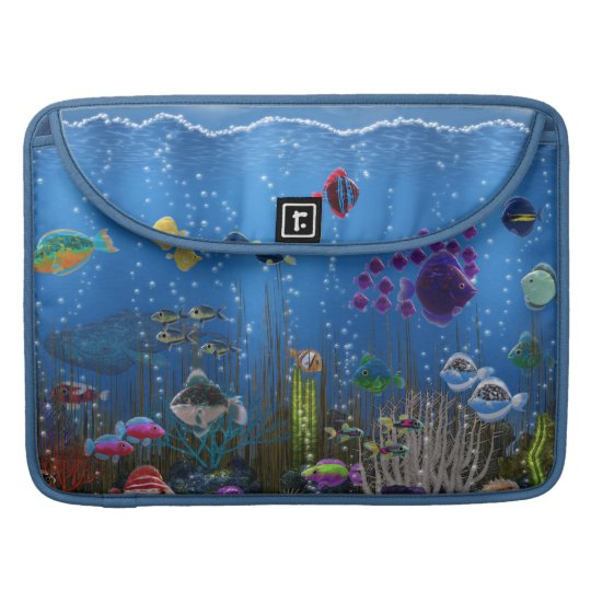 Underwater Love - Sleeve For MacBook Pro