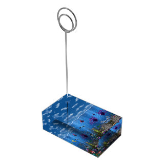 Underwater Love - Table Card Holder