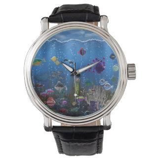 Underwater Love - Wrist Watch