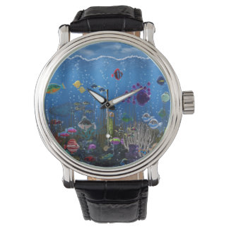 Underwater Love - Wristwatches