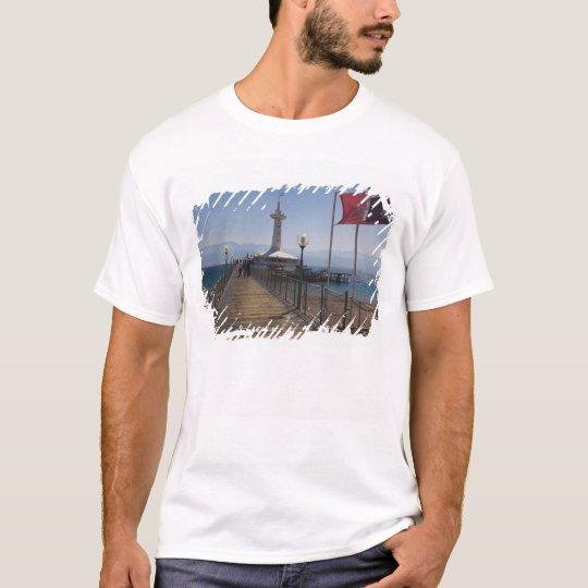 Underwater Marine Park, observation tower 2 T-Shirt