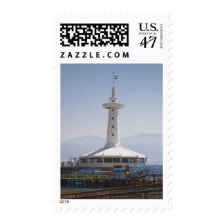 Underwater Marine Park, observation tower Stamp