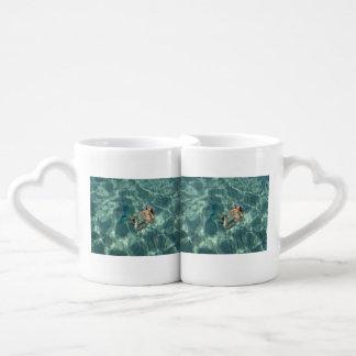 Underwater Mermaid Coffee Mug Set