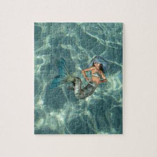 Underwater Mermaid Jigsaw Puzzle