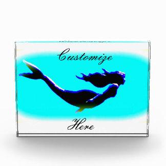 underwater mermaid swimming award