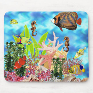 Underwater Mouse Pad