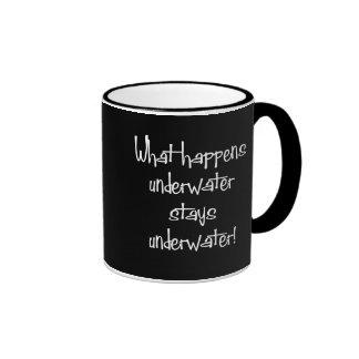 Underwater Coffee Mugs