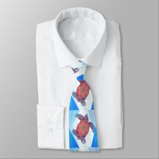 Underwater Neck Tie