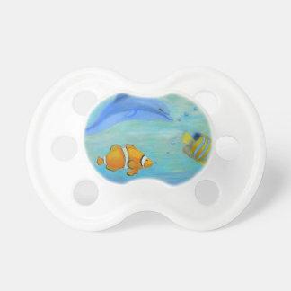 Underwater Pacifier