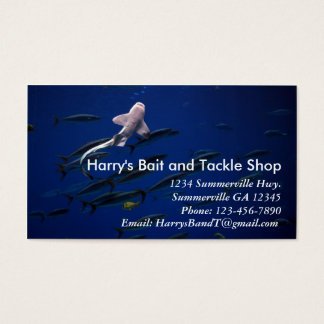 Underwater Photo Business Card