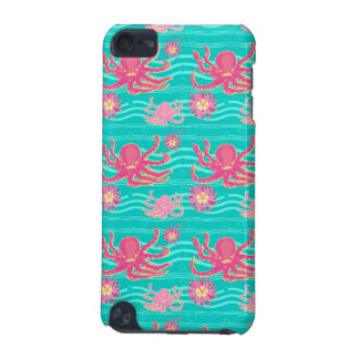 Underwater Pink Octopus Pattern Speck Case iPod Touch (5th Generation) Case