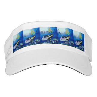 Underwater Play (Mermaid) Visor