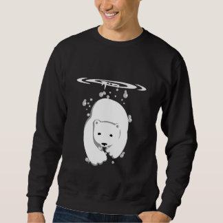 Underwater Polar Bear Sweatshirt