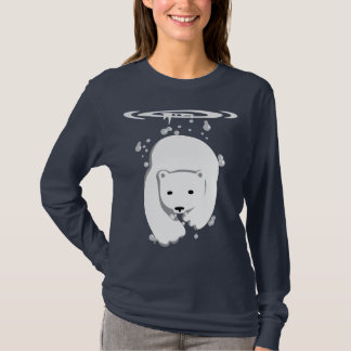 Underwater Polar Bear T-Shirt