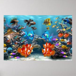 Underwater Posters
