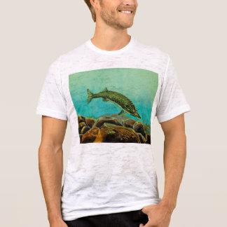 Underwater Predators panel 2 The Pike T-Shirt