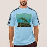 Underwater Predators panel 2 The Pike T Shirt