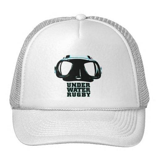 Underwater Rugby Cap Trucker Hat