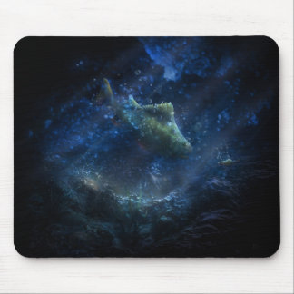 Underwater scene | Funny Gifts Mouse Pad