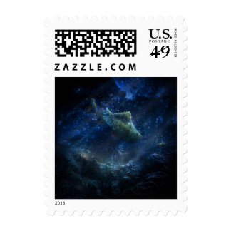 Underwater scene | Funny Gifts Postage