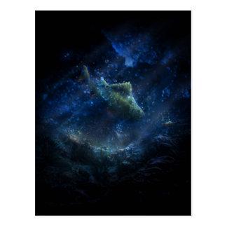 Underwater scene | Funny Gifts Postcard