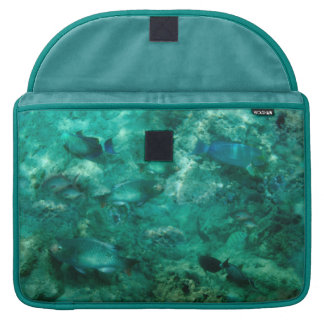 Underwater Scene MacBook Pro Sleeve