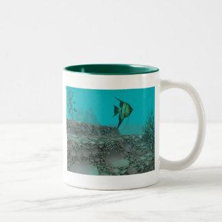 """""""Underwater Scene"""" Mug"""